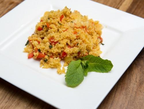 couscous salade tomaat paprika